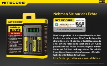 NiteCore Intellicharge NEW i4 – Bild 11