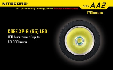 Nitecore SENS AA2 active dimming technology – Bild 4