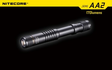 Nitecore SENS AA2 active dimming technology – Bild 1