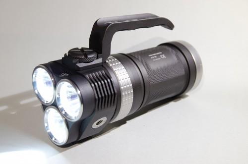 taschenlampe 2000 lumen